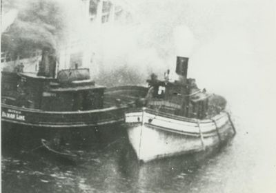 EXCELSIOR (1892, Tug (Towboat))