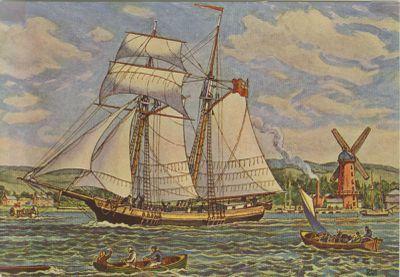 FLY (pre1840, Schooner)