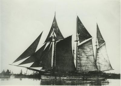 ANDREWS, ABBIE L. (1873, Schooner)