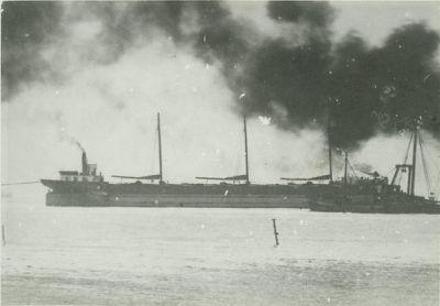 MAIDA (1898, Barge)