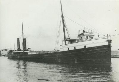 PRATT, PASCAL P. (1888, Bulk Freighter)