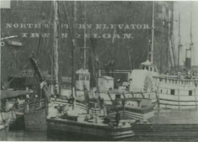PICTON (1870, Steamer)