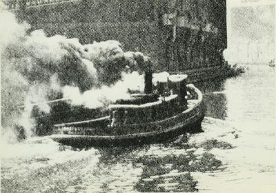 PROTECTION (1873, Tug (Towboat))