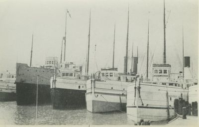 ARMOUR, PHILIP D. (1889, Bulk Freighter)