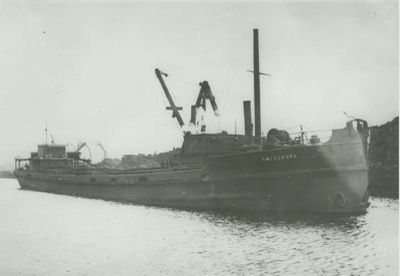 THOMAS, SIDNEY G. (1897, Barge)