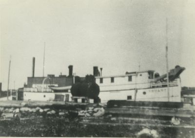 TRUANT (1889, Tug (Towboat))