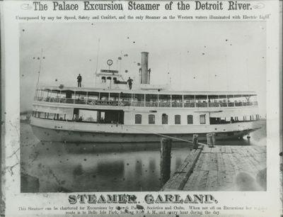 GARLAND (1880, Ferry)