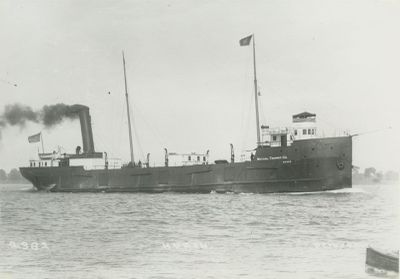 HURON (1898, Bulk Freighter)