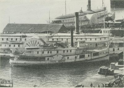 GATINEAU (1873, Steambarge)