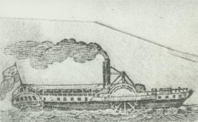 GENERAL GRATIOT (1831, Steamer)