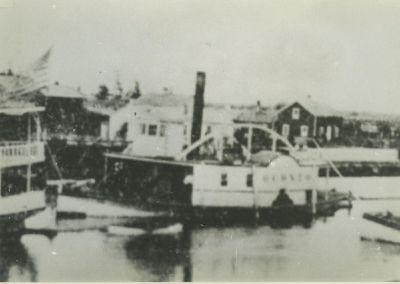 OCONTO (1880, Steamer)