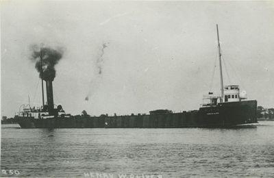 OLIVER, HENRY W. (1899, Bulk Freighter)