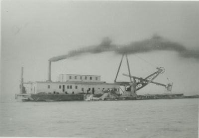 OLD HICKORY (1907, Dredge)