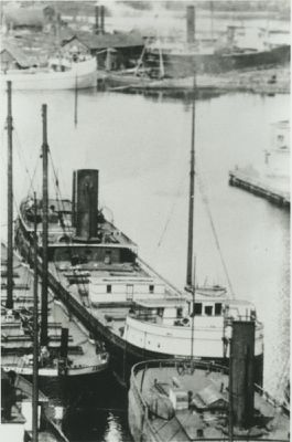 SAUBER, WILLIAM F. (1891, Bulk Freighter)
