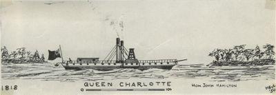 QUEEN CHARLOTTE (1818, Steamer)