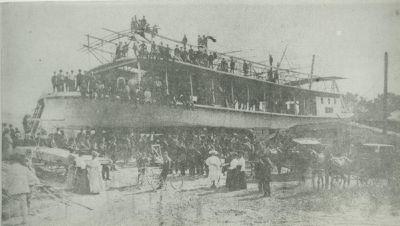 RAPIDS (1905, Steamer)