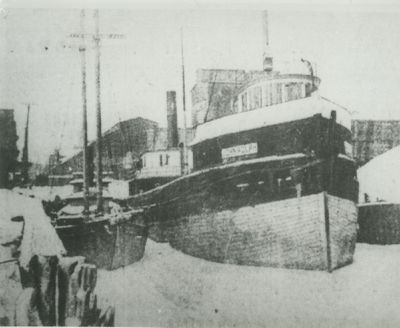 RESOLUTE (1883, Steambarge)