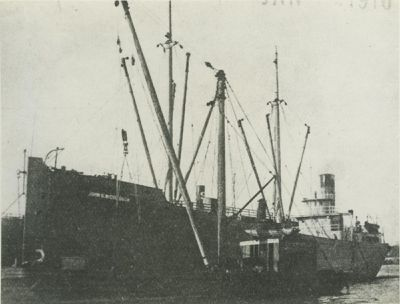 REYNOLDS, S.C. (1890, Package Freighter)