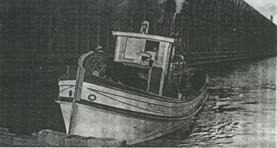 THEORA (1893, Fish Tug)
