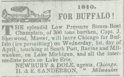 ADELAIDE (1830, Steamer)