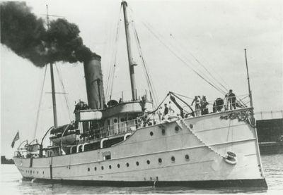 TUSCARORA, USRC (1902, Propeller)