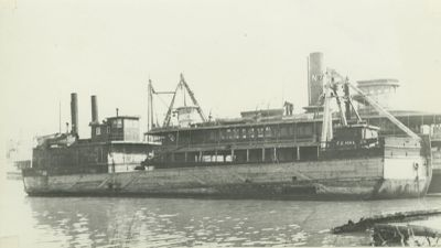 CITY OF ROSSFORD (1899, Dredge)