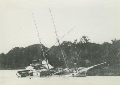 CLARA (1875, Schooner)