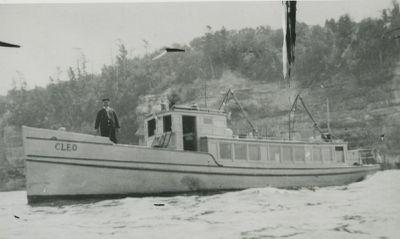 CLEO (1909, Tug (Towboat))