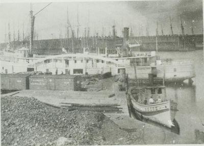 COE, S.S. (1868, Tug (Towboat))