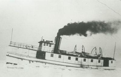 TOURIST (1909, Propeller)