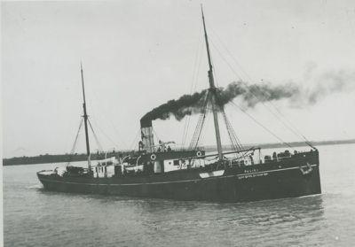 PALIKI (1889, Bulk Freighter)