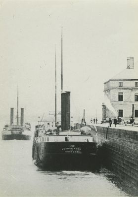 ORR, GEORGE (1896, Package Freighter)
