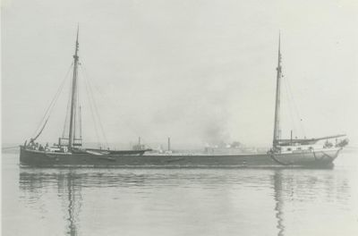 ORTON, MINNIE E. (1884, Schooner)