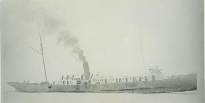 OWEGO (1888, Package Freighter)