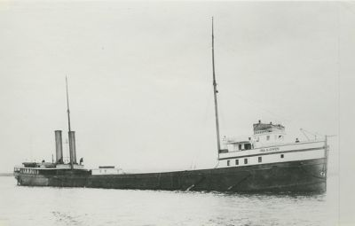 OWEN, IRA H. (1887, Bulk Freighter)