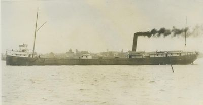ROBY, GEORGE W. (1889, Bulk Freighter)