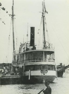 RIVERSIDE (1872, Excursion Vessel)