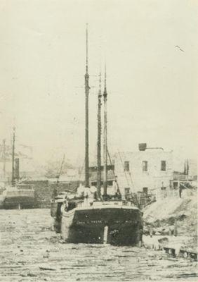 TYSON, EMMA E. (1871, Schooner)