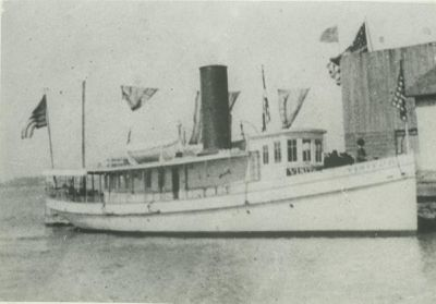 VISITOR (1892, Propeller)