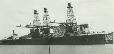 BELL,  SIR ISAAC LOTHIAN (1896, Barge)