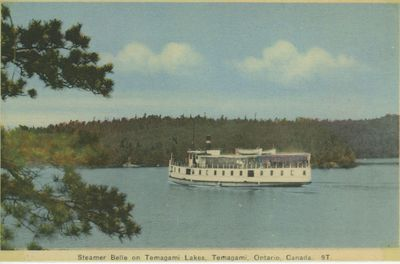 BELLE OF TEMAGAMI (1906, Propeller)