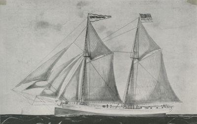 PARSONS, THOMAS (1868, Schooner)