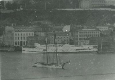 SAGUENAY (1853, Steamer)