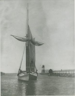 PETREL (1860, Schooner)