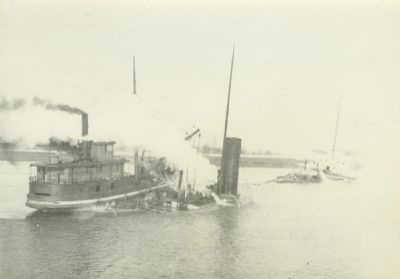 SNOOK, T.W. (1873, Steambarge)