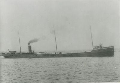 TAMPA (1890, Bulk Freighter)