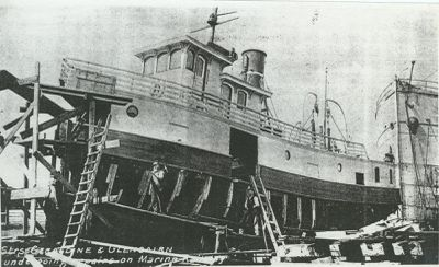 SPRAY (1893, Tug (Towboat))
