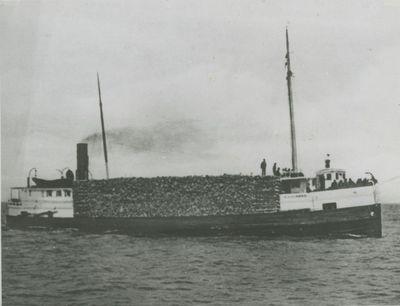 STARKE, C.H. (1881, Steambarge)