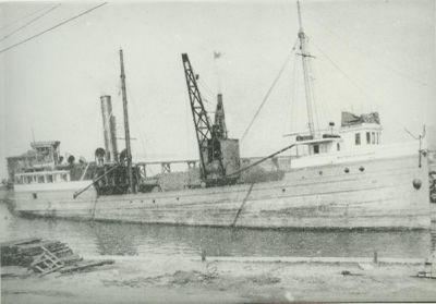 STEPHENSON, I. WATSON (1895, Steambarge)