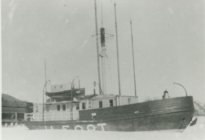 U. S. LIGHTSHIP NO. 75 (1902, Propeller)